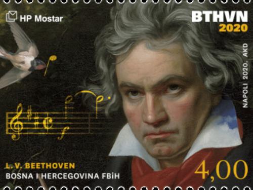 Hrvatska pošta Mostar osvojila ''Yehudi Menuhin trofej'' za najbolju glazbenu marku