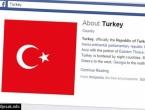 Turska prijeti potpunom blokadom Facebooka