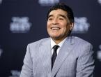 Maradona sudjeluje na ždrijebu za SP