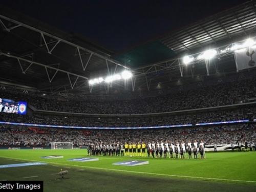 Tottenham seli na Wembley
