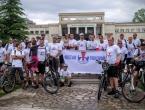 Krenula četvrta biciklistička karavana prijateljstva 'Mostar - Vukovar 2016'
