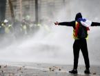 Žestok sukob policije i prosvjednika na ulicama Pariza: ´To su razbijači i provokatori´