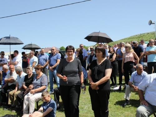 FOTO: Proslava sv. Ante u Zvirnjači