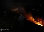 Spriječena katastrofa: Gorjelo iznad Mostara, vatra došla do vjetrenjača