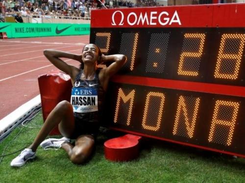 Monaco: Svjetski rekord na jednu milju, Tuka opet sjajan
