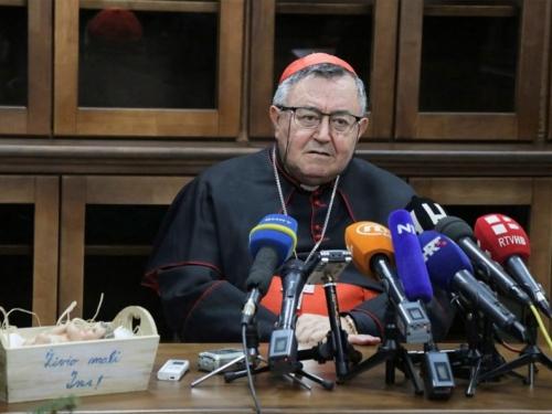Grupa za međureligijski dijalog EPP-a uputila podršku kardinalu Puljiću