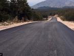 Asfaltirana cesta Rakitno - Blidinje, već za vikend mnogi će se njome provozati