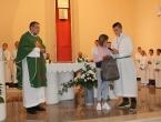 FOTO: Sv. Misa za početak nove školske i vjeronaučne godine u župi Prozor