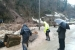 FOTO: Mještani Lovnice (Gračac) bore se s vodenim bujicama i klizištima