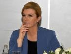 Grabar-Kitarović: Svi polako dižu ruke od BiH