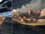 Drama na moru: Megajahta izgorjela i potonula, svi hvale potez hrvatskog kapetana
