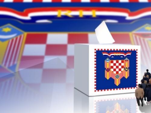Poziv na registraciju birača za glasovanje u inozemstvu na izborima za predsjednika RH