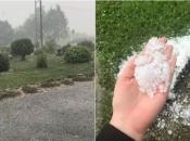 Olujno nevrijeme protutnjalo Hrvatskom, ušlo u Bosnu