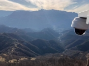 Jablanica dobila kamere za rano otkrivanje požara