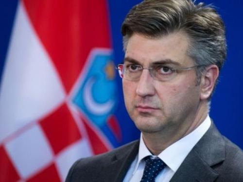 Plenković: Hrvate u vlasti trebaju zastupati njihovi legitimni predstavnici
