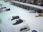Foto: Općina Prozor/Rama paralizirana i odsječena zbog snijega