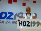Diana Zelenika: 'Kandidirat ću se za predsjednicu HDZ 1990.'
