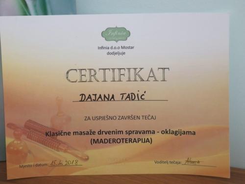 Dajana Tadić: Imam jaku želju da ostanem u Rami!