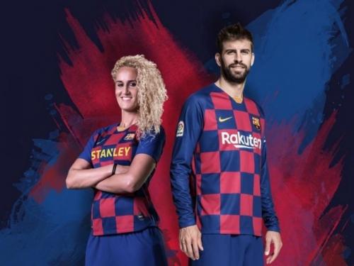 Barcelona ''kopirala'' hrvatske dresove