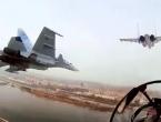 Ruski lovac presreo američki avion nad Crnim morem