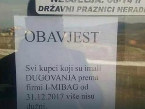 Nesvakidašnja priča iz BiH: Svim dužnicima oprostio dug