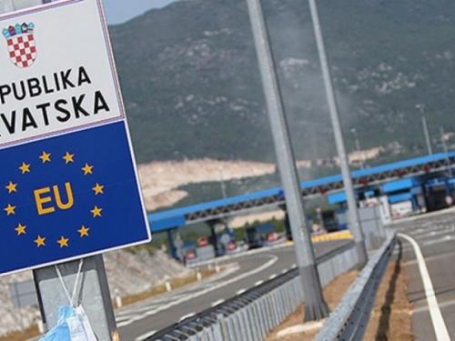 Hrvatska otvara granicu, a BiH je zatvara za turiste i svoju dijasporu