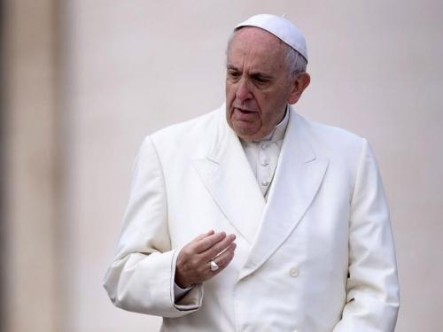 Papa Franjo na današnji dan postao poglavar katoličke crkve