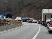 Radovi na tunelu Crnaja bez dužih zadržavanja prometa