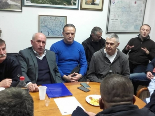 Formiran 'Odjel za branitelje' pri Ramskoj zajednici Zagreb