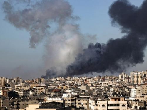 Izrael raketirao domove zapovjednika Hamasa