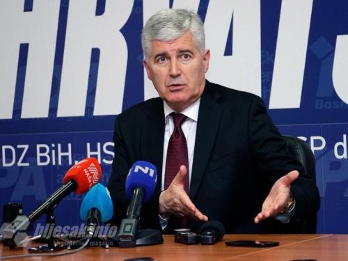 Čović: Nemoguće mijenjati Izborni zakon nakon raspisivanja izbora