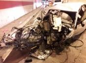 Objavljeni detalji teške nesreće u tunelu kod Makarske