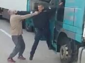 Sukob carinika i vozača kamiona u Hrvatskoj: Nije mu dao uči u kabinu
