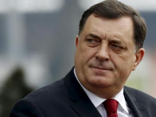 Dodik podržao HDZ na pitanju izmjena izbornog zakona
