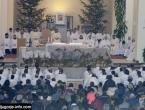 Tisuće hodočasnika Novu godinu dočekalo u Međugorju