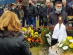 Pokopan pjevač Vinko Brnada