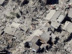 Zastave na pola koplja, Italija oplakuje žrtve potresa