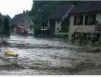 Švicarska: Obilne kiše poplavile puteve, četiri osobe ozljeđene