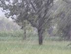 Očekuju se obilne padaline, moguće poplave
