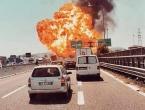 Eksplozija u blizini zračne luke u Bologni