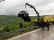 Prometna nesreća u Tomislavgradu, ozlijeđen vozač