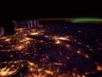 VIDEO: Prekrasan pogled iz svemira kakav još niste vidjeli