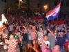 Vulkan u Imotskom: Hercegovci u prvim redovima na dočeku reprezentativaca
