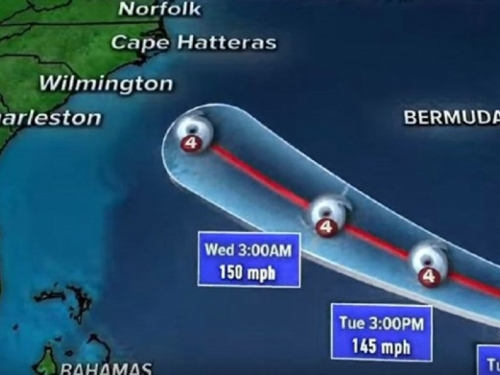 Uragan Florence - Na udaru šest nuklearnih elektrana