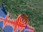 Potres jačine 3.1 stupanj pogodio BiH