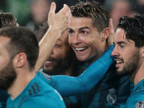 Ronaldo stijelac u deset uzastopnih utakmica Lige prvaka