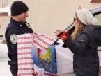 VIDEO: Policiju obuzeo Božić