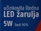 Elektroprivreda HZHB provodi akciju podjele LED štednih žarulja