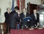Prije 23 godine potpisan sporazum u Washingtonu i dogovorene županije