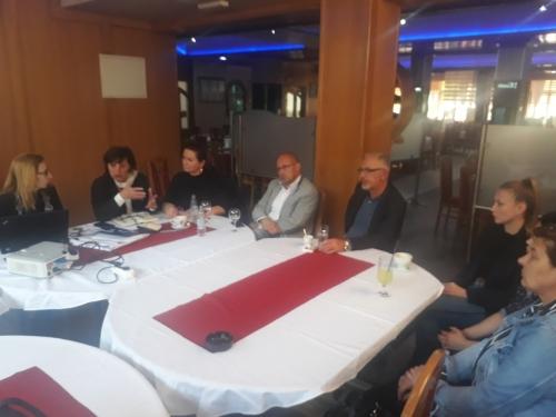 Prozor: Osnaživanje žena iz ranjivih skupina za socijalnu i ekonomsku integraciju